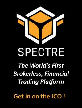 Get an 11% bonus by participating in the SPECTRE ICO before November 24, 2017
